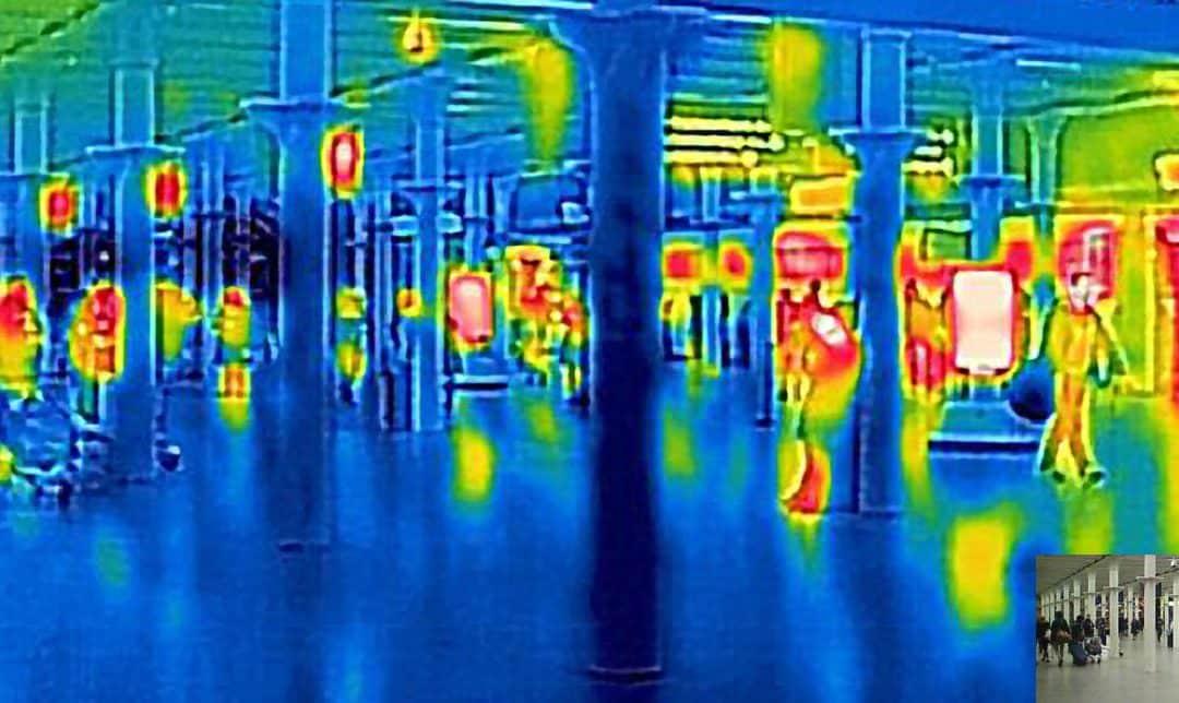 Como funcionan las soluciones termográficas